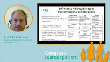 Derechos de los pacientes en la toma de desiciones al final de la vida ( Prof. Alberto Lecaros - Universidad del Desarrollo Chile, Santiago, Chile )