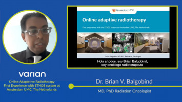 ecancerVideocast: Varian ( Dr. Brian V. Balgobind y Dr. Federico Bakal I. )