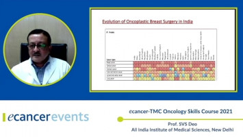Evolution of oncoplastic breast surgery ( Prof. SVS Deo - All India Institute of Medical Sciences, New Delhi )