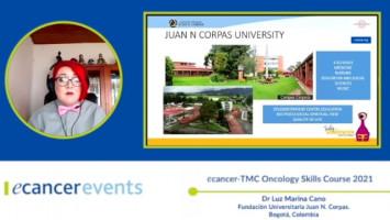 Difficult conversations at the end of life ( Dra. Luz Maria Cano - Fundación Universitaria Juan N. Corpas, Bogotá, Colombia )