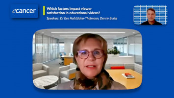 Which factors impact viewer satisfaction in educational videos? ( Danny Burke and Dr Eva Hofstädter-Thalmann )