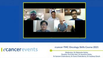 Oncoplastic breast surgery – real case examples from India ( Moderator: Dr Diptendra Sarkar /  Panelist: Prof Nita Nair, Dr Soumitra Datta, Dr Santam Chakroborty, Dr Suma Chakraborty, Dr Joydeep Ghosh )