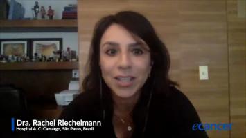 Highlights SLAGO 2021. Premio Oncóloga Destacada ( Dra. Rachel Riechelmann - Hospital A. C. Camargo, São Paulo, Brasil )