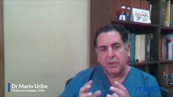 Módulo de Cáncer de Colon Metastásico ( Dr Mario Uribe - Clínica Las Condes, Chile )