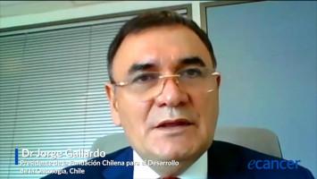 Avances en inmunoterapia ( Dr Jorge Gallardo - Presidente de la Fundación Chilena para el Desarrollo de la Oncología, Chile )