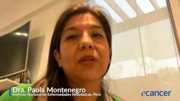 Módulo Cáncer de Colon temprano ( Dra. Paola Montenegro - Instituto Nacional de Enfermedades Neoplásicas, Perú )