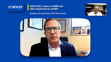 ASCO 2021: Latest on PARPi and other treatments for mCRPC ( Dr Neal Shore and Prof Oliver Sartor )