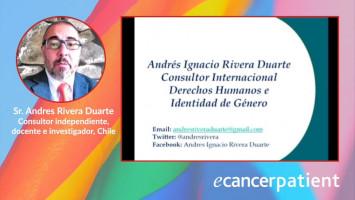 OMS: Despatologización de la transexualidad ( Sr. Andres Rivera Duarte - Consultor independiente, docente e investigador, Chile )