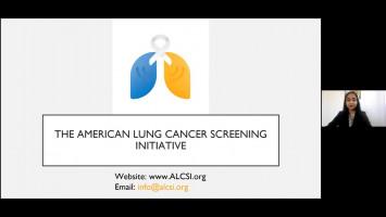 ALCSI: Raising lung cancer screening awareness in the US ( Priyanka Senthil - American Lung Cancer Screening Initiative )