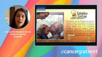 Experiencia en atención comunitaria ( Dra. Camila Ronderos Bernal - Fundación Keralty, Colombia )