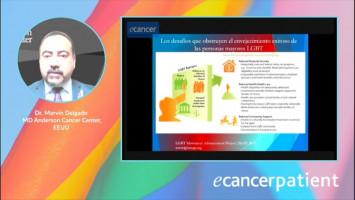 El camino espiritual / religioso de los pacientes de minorías sexuales y de género con enfermedades avanzadas y terminales ( Dr. Marvin Delgado - MD Anderson Cancer Center, EEUU )