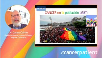 Cáncer en la población LGTBIQ+: Vacuna VPH ( Dr. Carlos Castro - Liga Colombiana contra el cáncer, Bogotá, Colombia )