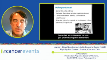 Relieving cancer pain at home: What do we need to know? ( Dr Ariel Cherro - CAREHOME Palliative Care, Argentina )
