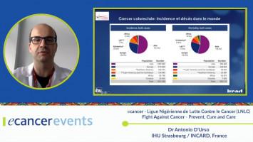 Colorectal Cancer: Surgery ( Dr Antonio D'Urso - IHU Strasbourg, France )