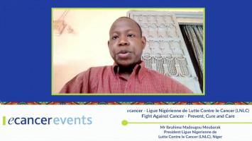 The need to set up a permanent cancer information system ( Mr Ibrahima Madougou Moubarak - President Ligue Nigérienne de Lutte Contre le Cancer (LNLC), Níger )