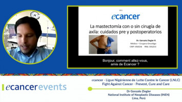 Breast Cancer: Mastectomy with or without armpit surgery: pre-and post- surgery care ( Dr Gonzalo Ziegler -  National Institute of Neoplastic Diseases (INEN), Lima, Peru )