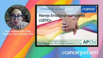 Manejo Emocional del Paciente LGBTQ+ ( Psic. Andrea Ortíz Medicina y Salud, Santiago, Chile )