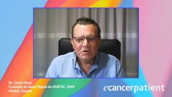 Comunicar la verdad: La visión del paciente ( Dr. Carlos Royo Sánchez - Comisión de Salud Digital de AMETIC, GMV, Madrid, España )
