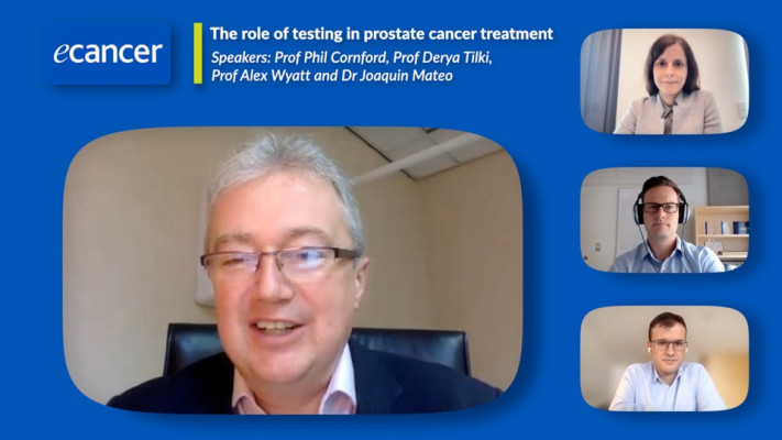 The role of testing in prostate cancer treatment