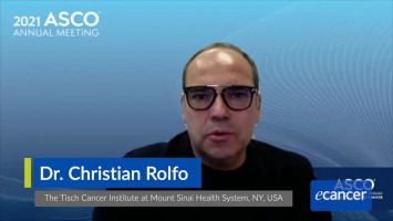 Biomarcadores en inmunoterapia ( Dr. Christian Rolfo - The Tisch Cancer Institute at Mount Sinai Health System, NY, USA )