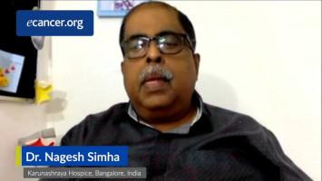 Modelo Hospice en India ( Dr. Nagesh Simha - Karunashraya Hospice, Bangalore, India )
