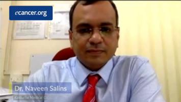 Comunicar la transición de los cuidados curativos a los paliativos ( Dr. Naveen Salins - Jefe de departamento de Medicina Paliativa del Kanturba Medical College, Manipal, India )