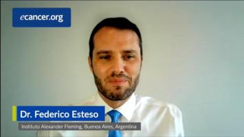 Evaluación y manejo de efectos adversos de la inmunoterapia ( Dr. Federico Esteso - Instituto Alexander Fleming, Argentina )