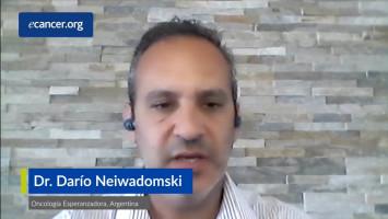 La esperanza ante los desafíos del cáncer ( Dr. Darío Neiwadomski - Oncología Esperanzadora, Argentina )