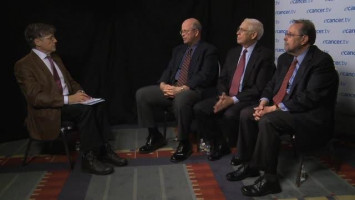 Goal of the 2013 WIN Symposium ( Dr John Mendelsohn, Dr Richard Schilsky, Dr Richard Buller )