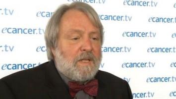 Delayed relapse of advanced ovarian cancer when treating with pazopanib ( Dr Andreas du Bois - Kliniken Essen Mitte, Essen, Germany )