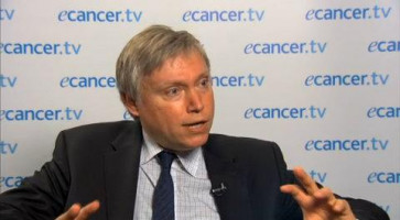 Nintedanib in combination with standard second line therapy in lung cancer ( Dr Martin Reck - Hospital Grosshansdorf, Wohrendamm, Germany )