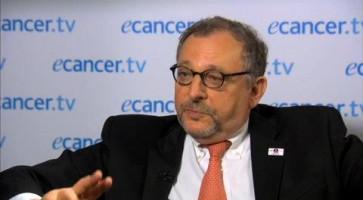 Crizotinib and molecular testing in advanced non small cell lung cancer ( Dr Fred Hirsch - University of Colorado, Denver, USA )