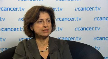 Nivolumab blocking PD1 in lung cancer and melanoma ( Dr Suzanne Topalian - Johns Hopkins Medical Center, Baltimore, USA )