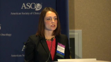 One in five african american women with breast cancer carry inherited mutations ( Dr Jane E. Churpek - University of Chicago, USA )