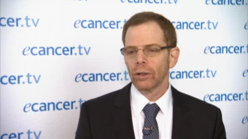 Adding bevacizumab to standard first-line chemoradiation for glioblastoma gives no survival benefit ( Prof Mark Gilbert - University of Texas MD Anderson Cancer Center, Houston, USA )