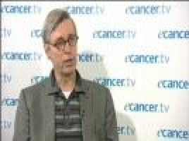 The future of lung cancer treatment ( Prof Pieter Postmus - Vrije Universiteit Medical Centre, Amsterdam )