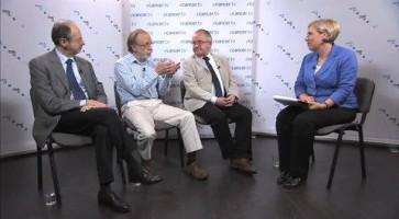 ECC 2013 Preview: Multidisciplinarity and the scientific programme ( Prof Graeme Poston, Prof Vincenzo Valentini and Ian Banks )