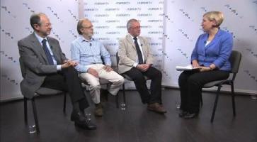 ECC 2013 Preview: Expectations for ECC 2013 ( Prof Graeme Poston, Prof Vincenzo Valentini and Ian Banks )