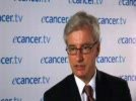 The efficacy of bendamustine and rituximab in the treatment of indolent lymphoma diseases ( Dr Mathias Rummel - University Hospital, Giessen, Germany )