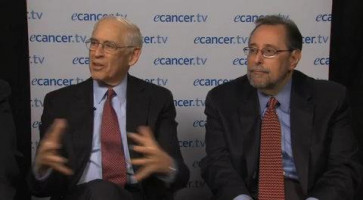 The role of physicians and researchers in the medical community ( Dr John Mendelsohn, Dr Richard Schilsky and Dr Richard Buller )