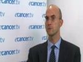 Use of genomics technologies in leukaemia research ( Dr Lars Bullinger, University of Ulm, Germany )