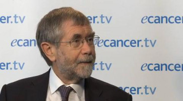 Standardised and centralised care of sarcomas ( Prof Ian Judson - Institute of Cancer Research, London, UK )