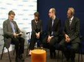 ESSO 2010 highlights ( Lynda Wyld - ESSO Education Committee, Bert Bonsing - ESSO Education Committee, Pierre Mordant - ESSO Alumni Club )
