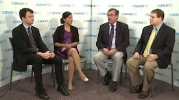 Real-world data with pazopanib confirm clinical trial findings in renal cell cancer ( Dr Thomas Powles, Dr Victoria Galvis, Dr Marc Matrana , Prof John Wagstaff )