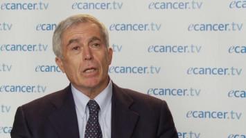 Brain mestastases from lung cancer ECC 2013 ( Dr Lucio Crinò - University Hospital of Perugia, Italy )