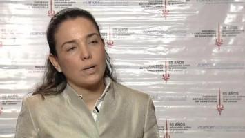 Reseña del 5to Congreso de Control de Cáncer ( Dra Tatiana Vidaurre - Jefe del Instituto Nacional de Enfermedades Neoplásicas (INEM), Lima, Perú )