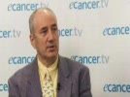 The development of ovarian cancer treatments ( Dr Edward Trimble - National Cancer Institute, Maryland, USA )