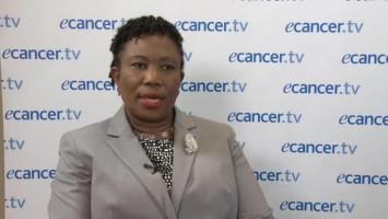 Pain management and a pilot study on breast cancer management in Africa ( Dr Verna Vanderpuye - Korle Bu Teaching Hospital, Ghana )