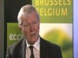 Patients as partners in oncopolicy ( Tom Hudson - President of European Cancer Patient Coalition )