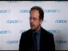 Inotuzumab ozogamicin therapy for indolent B-cell non-Hodgkin's lymphoma ( Prof Andre Goy - Hackensack University Medical Center, New Jersey, USA )